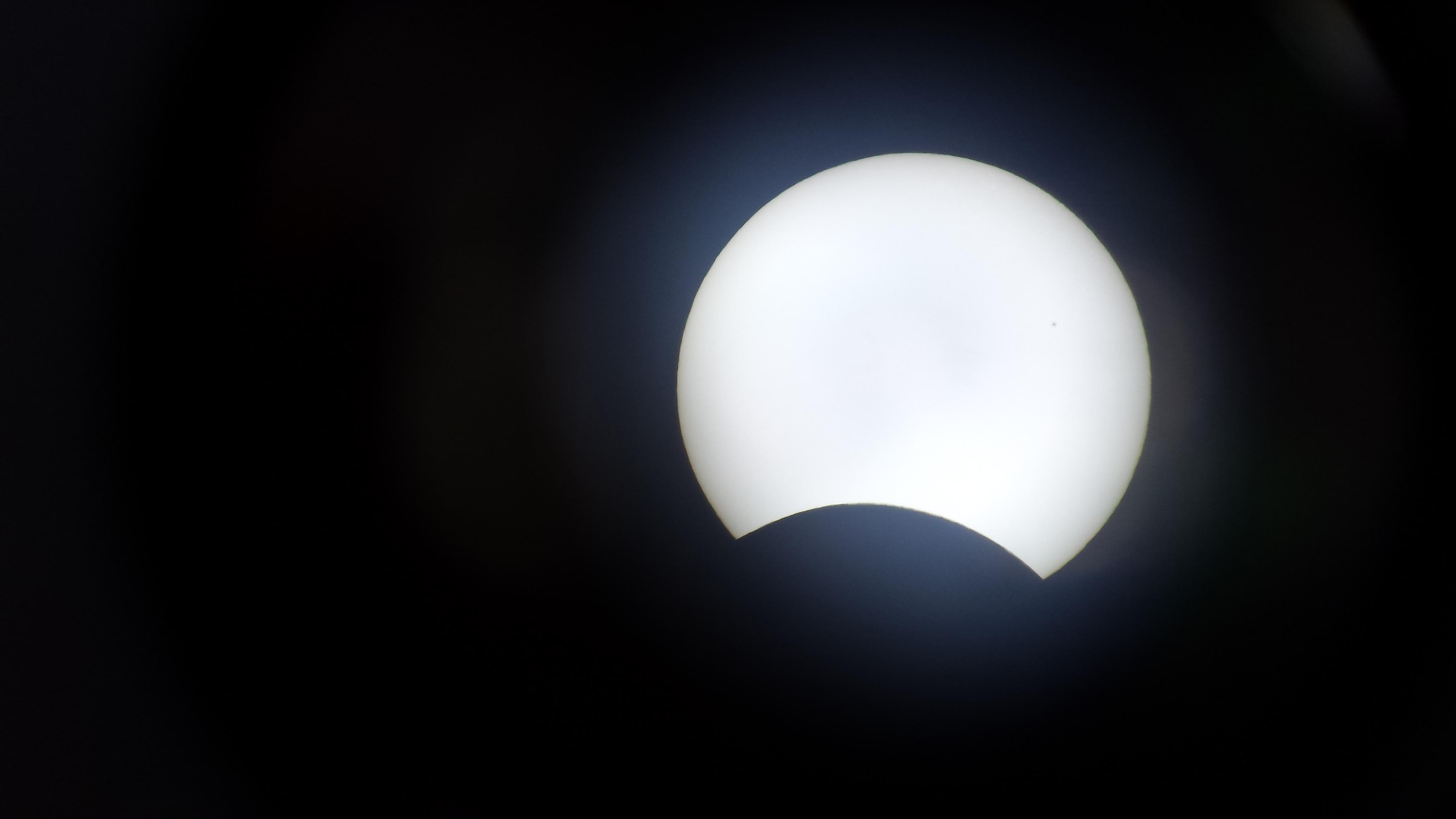 Sonnenfinsternis vom 20.3.2015