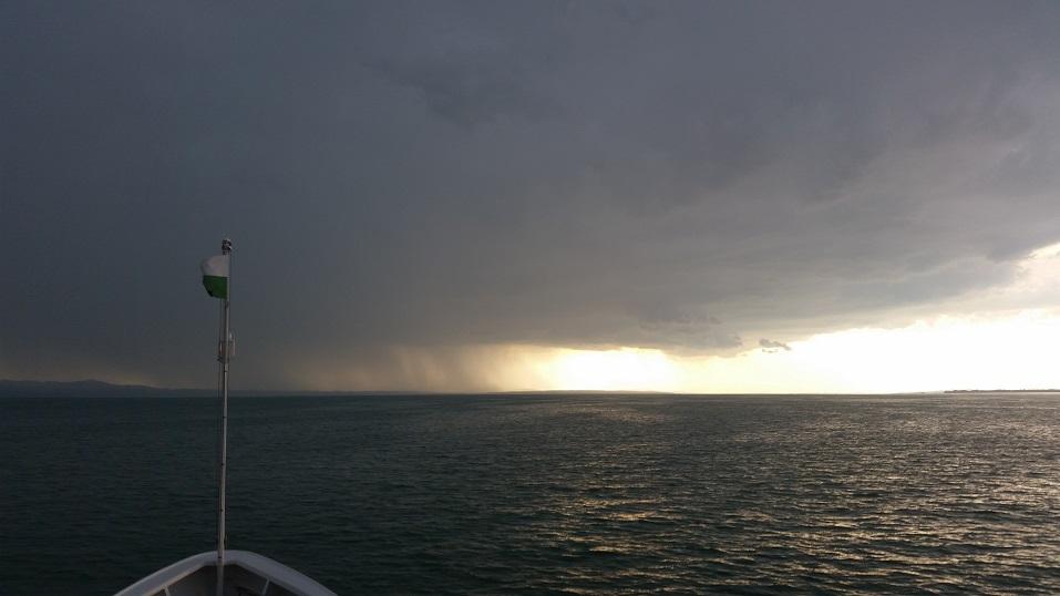 Gewitter Bodensee
